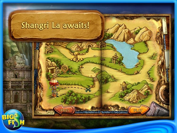 Tibet Quest HD - A Match 3 Puzzle Adventure screenshot-3