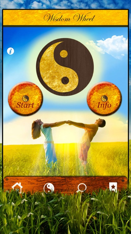 Wisdom Wheel of Life Guidance - Ask the Fortune Telling Cards for Clarity screenshot-4