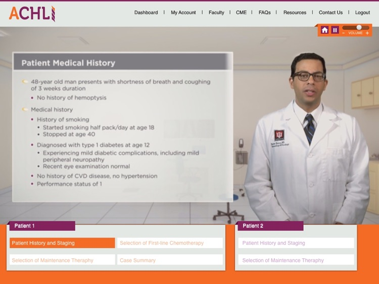 NSCLC Virtual Clinic screenshot-3