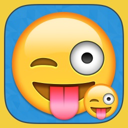 Super Sized Emoji - Big Emoticon Stickers for Messaging and Texting