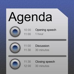 agenda maker 4