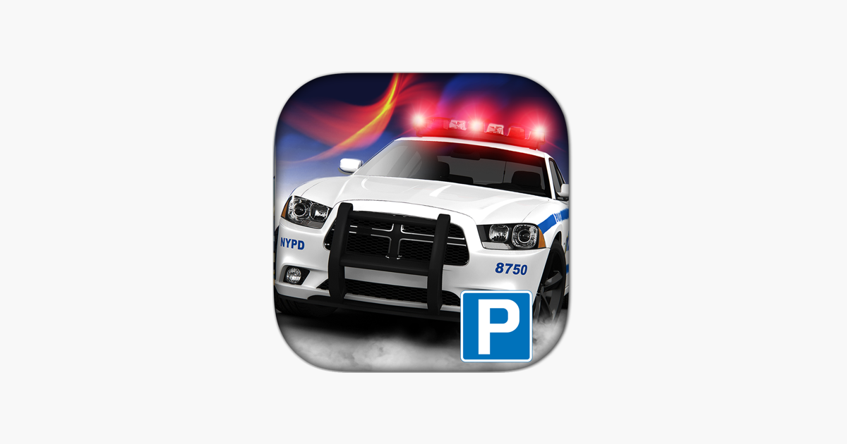 police car parking simulator free game vitesse r elle de conduite gratuit jeux de course dans. Black Bedroom Furniture Sets. Home Design Ideas