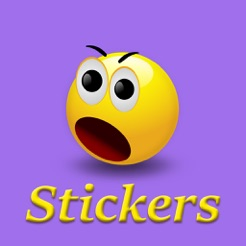 Funny Emoji Stickers FREE - Animated Emoticon & Keyboard