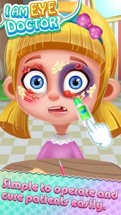 I am Eye Doctor - Eye Care and Makeup free Gems hack