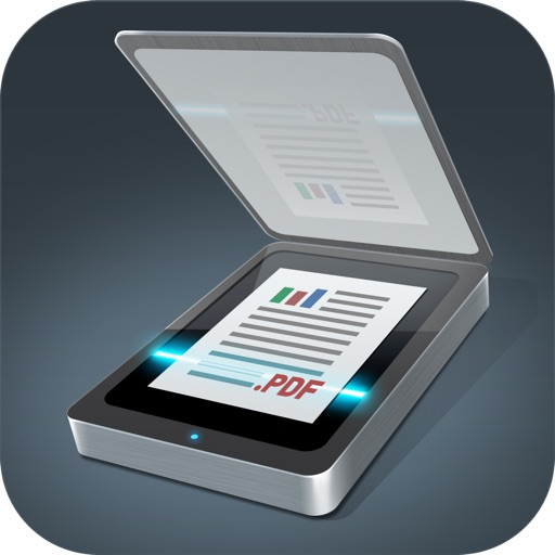 LazerScanner - Scan multiple doc to pdf and auto upload to Dropbox iOS App