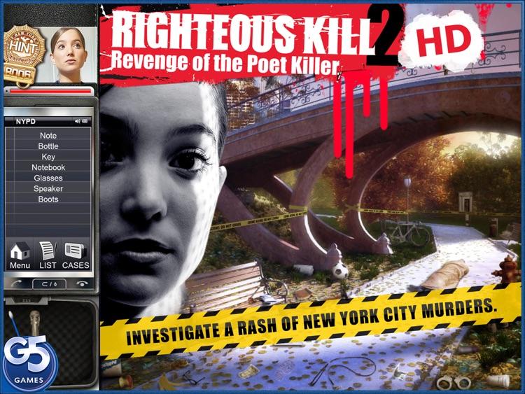 Righteous Kill 2: Revenge of the Poet Killer HD screenshot-0