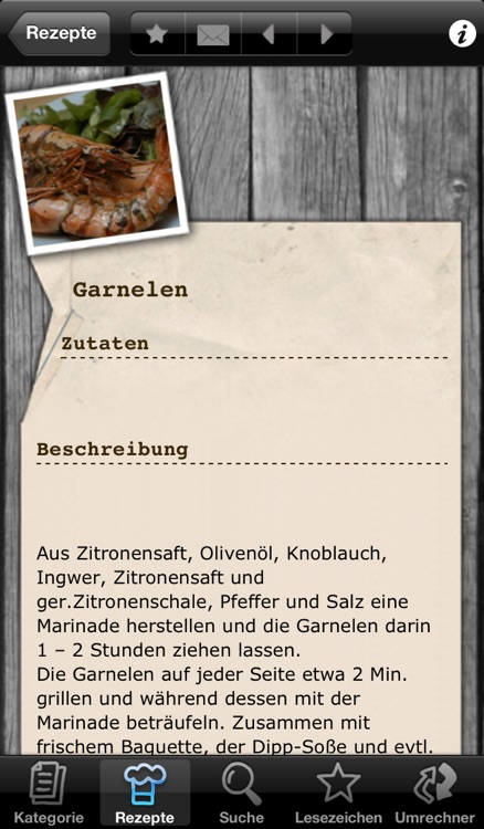Grillrezepte screenshot-4