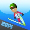 Sochi Ski Jumping 3D - Winter Sports Free Version - iPhoneアプリ