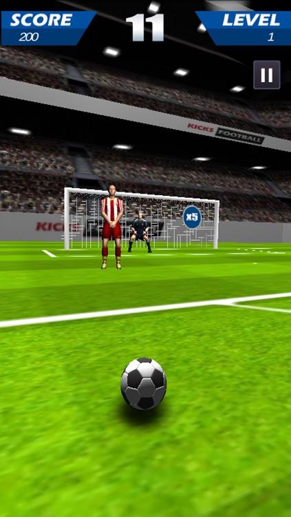 Football Kicks Free screenshot-4