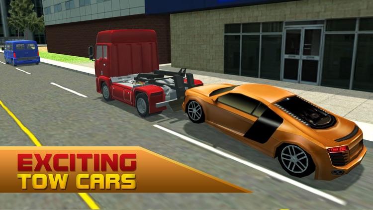 Tow Truck Simulator – 3D Towing Simulation Game screenshot-3
