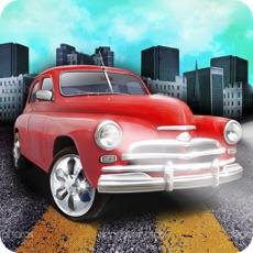 Activities of Simulator Driver Retro Car 3D