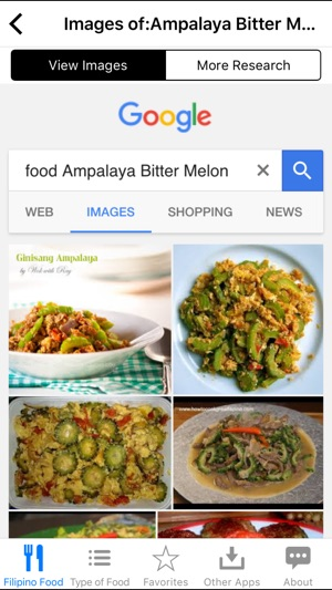 Filipino food on the app store forumfinder Choice Image