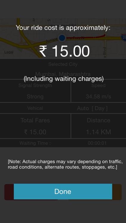 IndiaRickFare - Mumbai screenshot-4