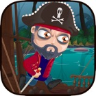 Tap Pirate Jump: Paradise Legends icon