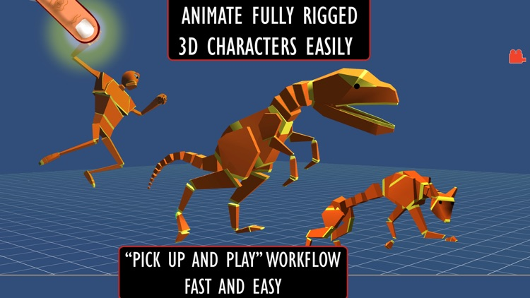 Anim8:3D Character Animation Made Easy