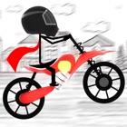 Biker Stickman Line Racer: City Rush Runner icon