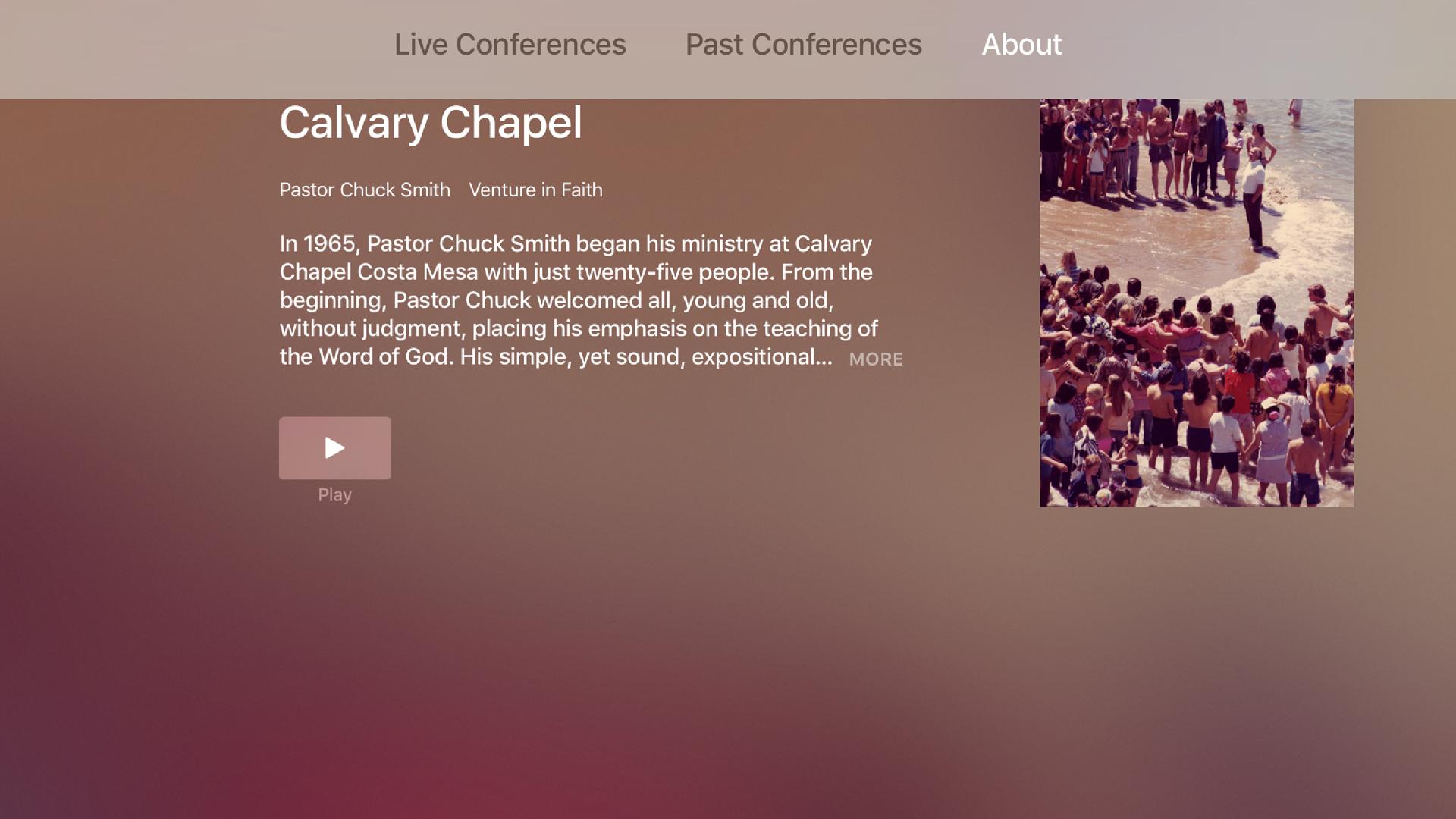 CalvaryTV screenshot 3