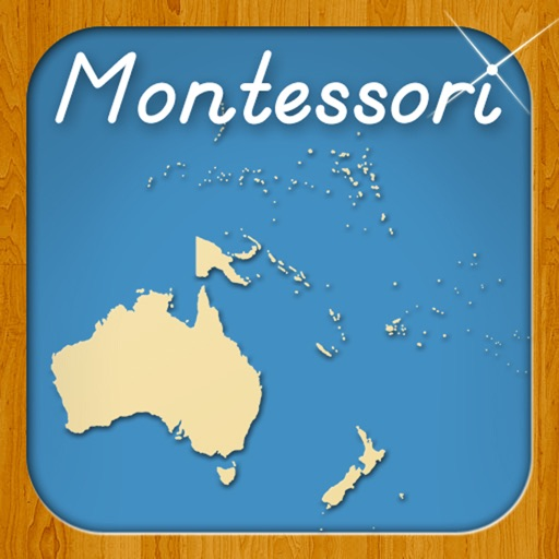 Oceania - A Montessori Approach To Geography