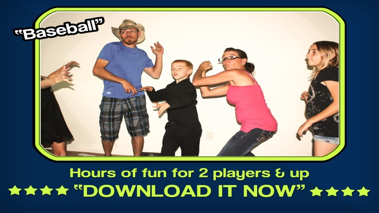 CHARADES CAN YOU GUESS IT? Fun word trivia for friends with new heads up timer screenshot-3