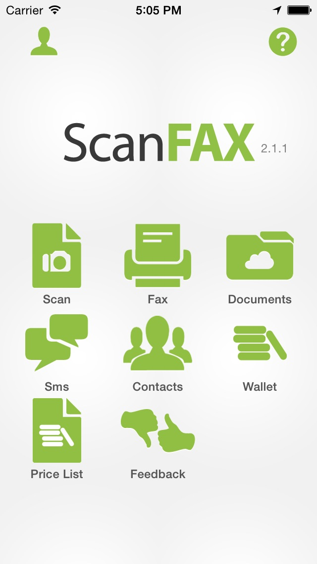 Scan Fax EasyOffice
