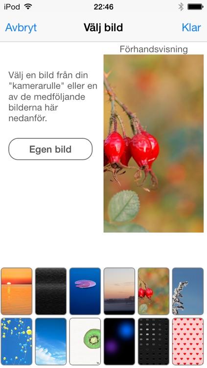 Kalender på låsskärmen screenshot-4