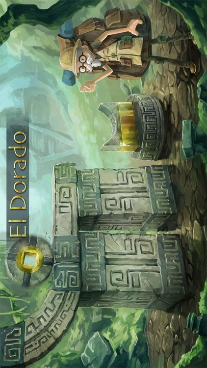 El Dorado - Ancient Civilization Puzzle Game