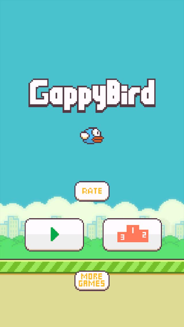 Gappy Bird
