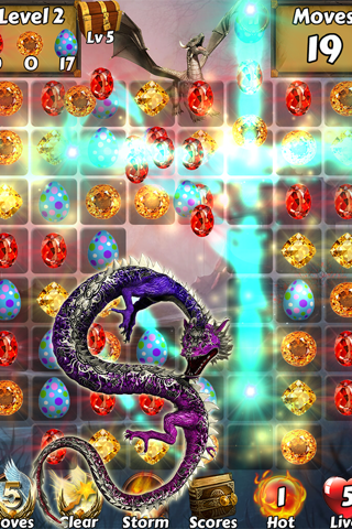 Lucky Dragon Kingdom Adventure - Find the magic ball to save city z screenshot 3