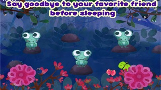 Lullaby Planet - sweet night song - bedtime music app for Baby infant and little children Screenshot 2