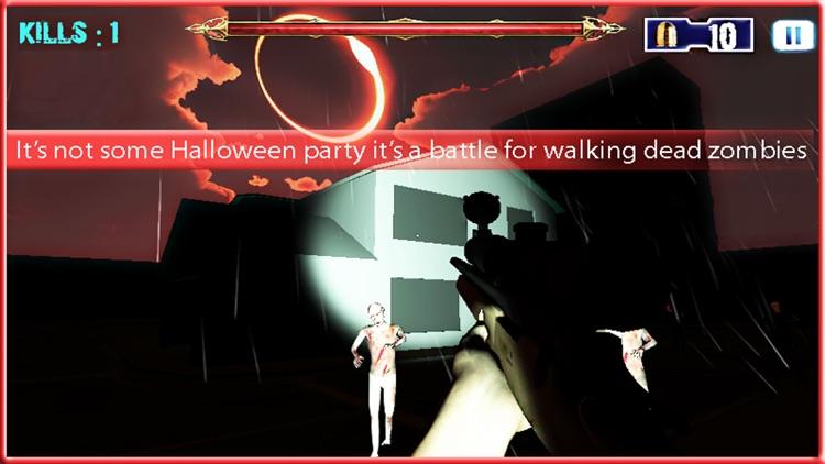 Sniper Assassin - Zombie Hunting Game screenshot-3