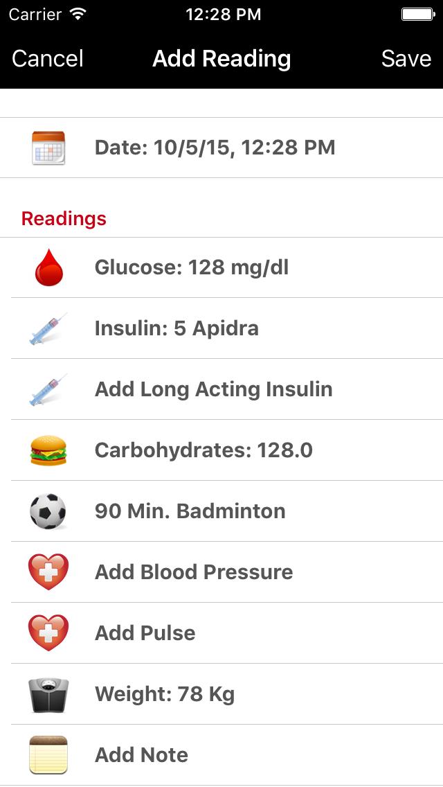 DiabetesPlusのおすすめ画像2
