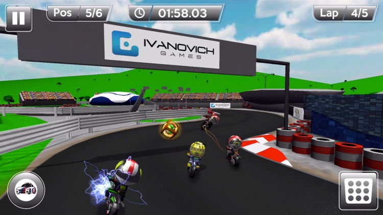 MiniBikers: The game of mini racing motorbikes screenshot-3