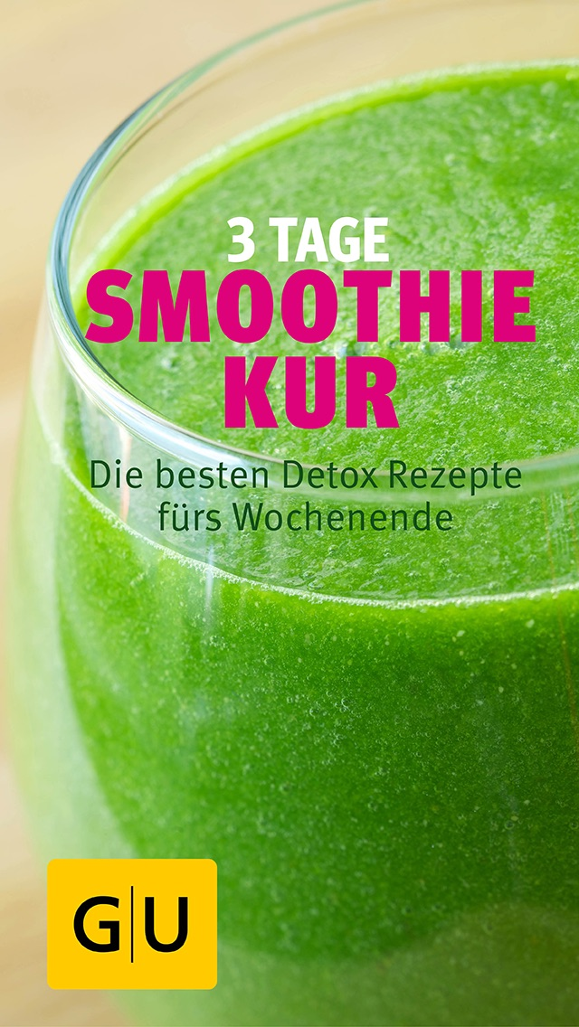 smoothie kur 3 tage die besten rezepte f r ein detox wochenende app insight download. Black Bedroom Furniture Sets. Home Design Ideas