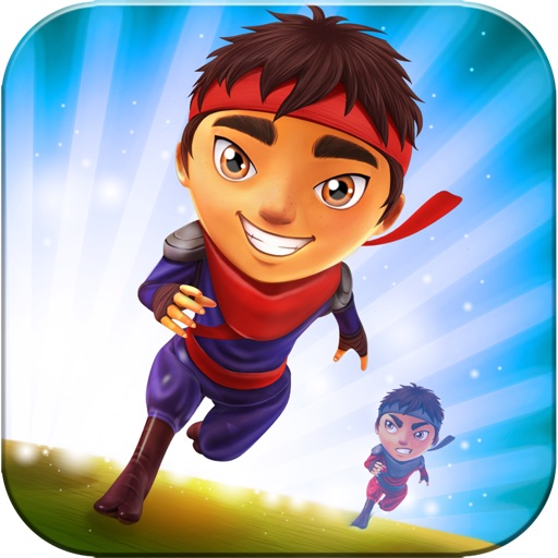 Fun Race Ninja Kids - by Fun Games For Free