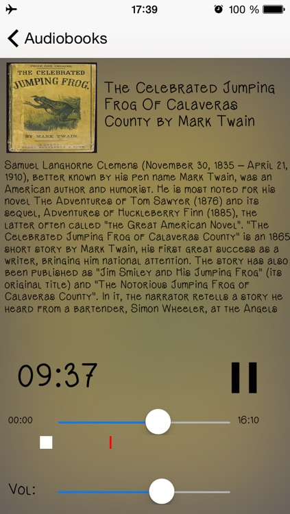 The Best American Humorous Short Stories Audiobook screenshot-1