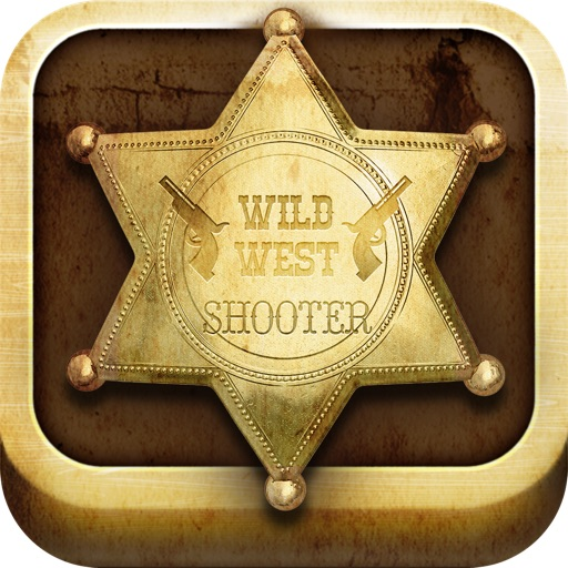 Wild Wild West Sheriff Shooter HD Free - Shoot The Evil Bandits and Save the Animals icon