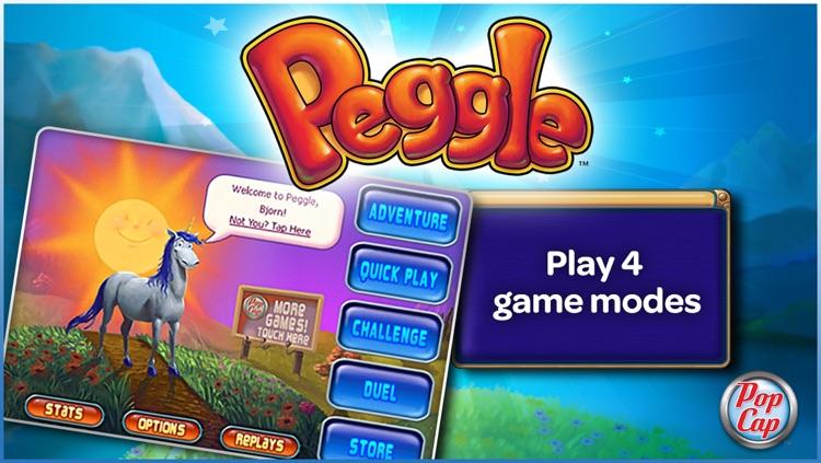 Peggle Classic screenshot-0