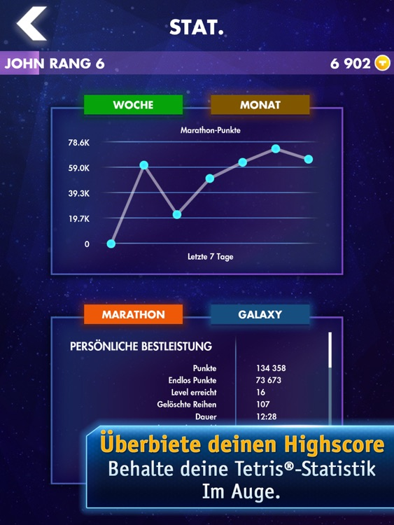 TETRIS® Premium for iPad screenshot-4