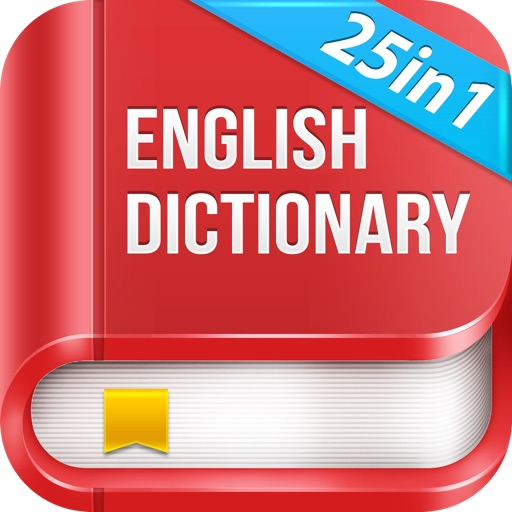 Pocket Dictionary 25in1 icon
