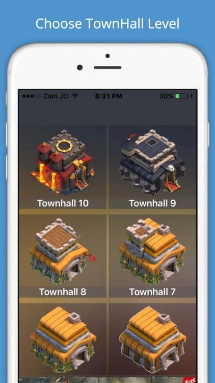 COC Maps and Layouts - for Clash of Clans
