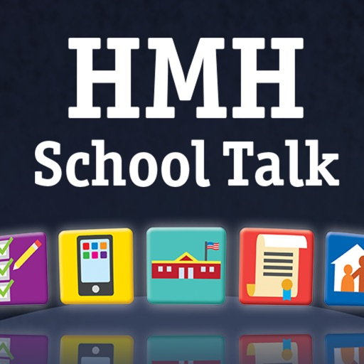 HMH School Talk icon