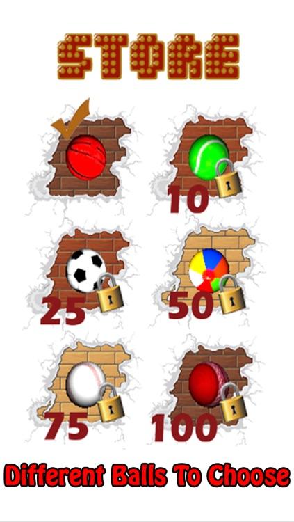 Flappy Ball 3D - endless runner balls game screenshot-3