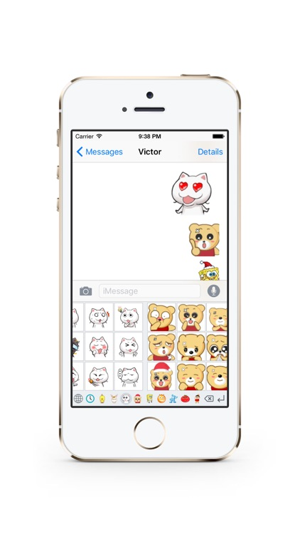 Animated Emoji Keyboard - Fully Animated Emojis, Emoticon, Stickers & Gifs screenshot-1