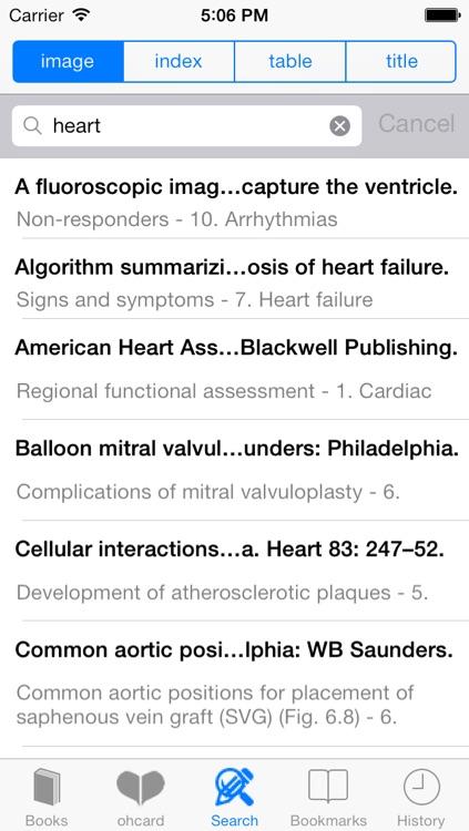 Oxford Handbook of Cardiology screenshot-3