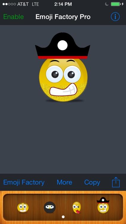 Emoji Factory Pro - Emoticon Icon Maker