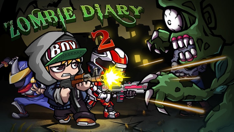 ZombieDiary2 screenshot-2