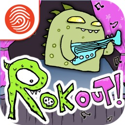RokLienz: Rok Out Concert! - Make your own music video! - A Fingerprint Network App