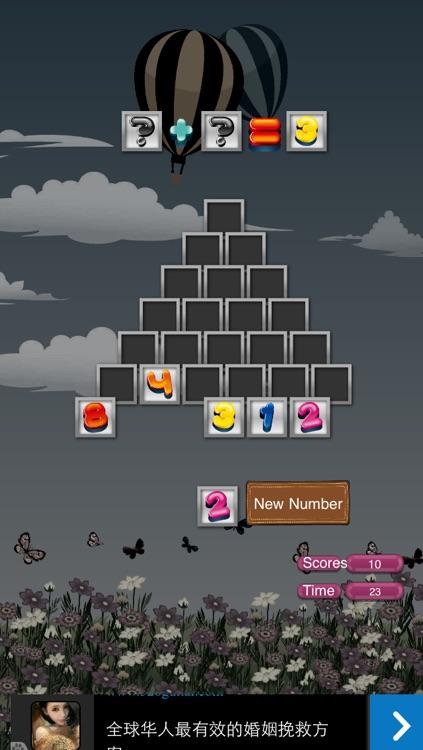Pyramid maths