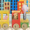 Scribbaloo Train - art and craft train app for toddlers - Fionnuala Hanahoe