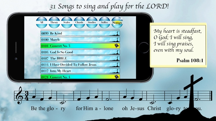 Christian Piano Lessons 1 screenshot-3